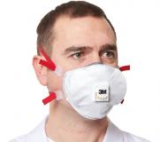 3M Półmaski filtrujące jednorazowego