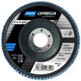 NORTON Lamela 125X22 P40 METAL:INOX OMEGA