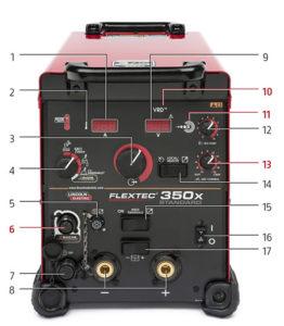 flextec-350x-standard-controls