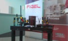 stoły spawalnicze Siegmund w firmie FIGEL, lipiec, 2017