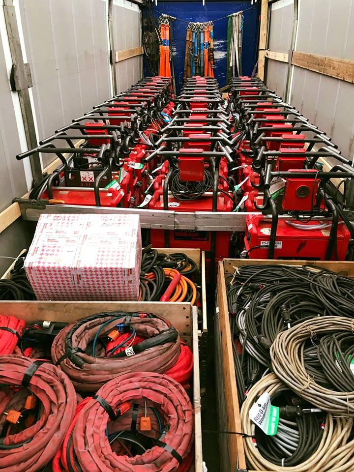 dzierżawa urządzeń, red-d-arc- urzadzenia tig, chłodzone cieczą, 46 urządzeń, figel