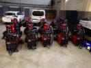 10 kompletów u klienta  Powertec 505S, dostawca FIGEL-5